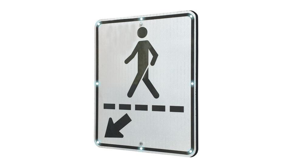 Standard LED Traffic Sign