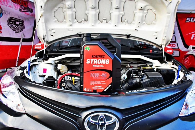 FORTRON, Toyota, โฟรตรอน, B10, Gazoo, BIODIESEL, Racing, Motorsport, TREATMENT, ระบบเชื้อเพลิง, เบนซิน, แก๊สโซฮอล์, Gasohol, ดร.ถานันดร์