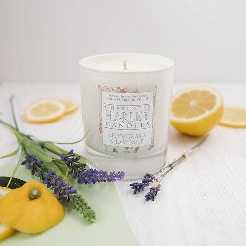 Lemongrass & Lavender Candle 30cl
