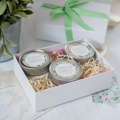 The Serenity Candle Gift Set