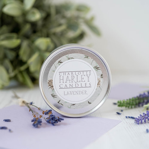 Lavender Mini Candle 10cl