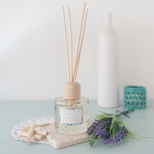 Lemongrass & Lavender Reed Diffuser