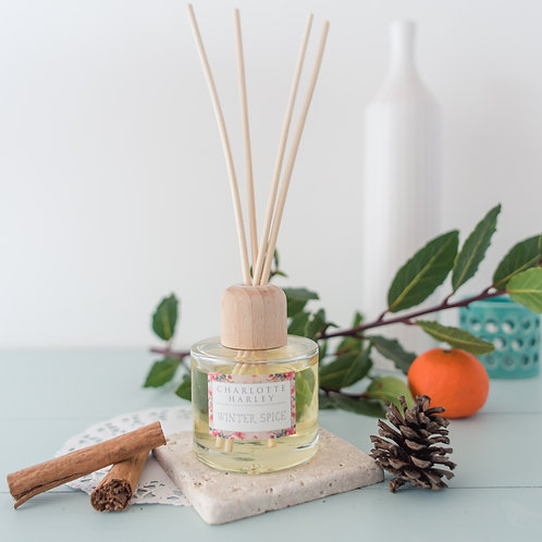 Winter Spice Reed Diffuser