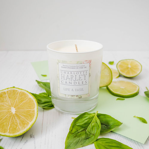Lime & Basil Candle 30cl