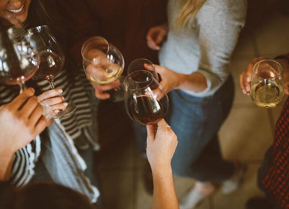 Online Weinprobe Freitag, 26. März  2021 19 Uhr