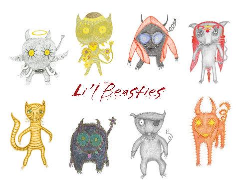 Li'l Beasties 2