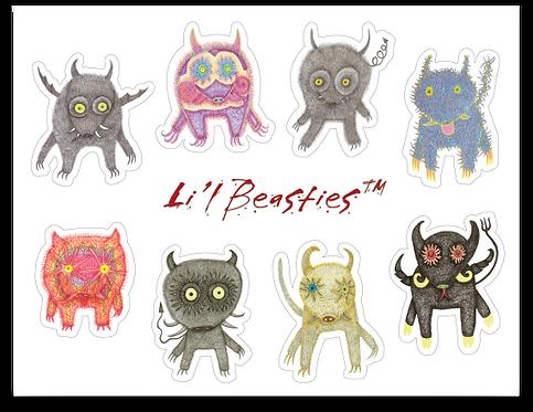 Li'l Beasties 1