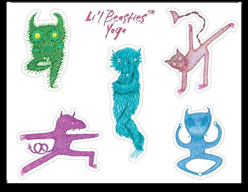 Yoga Beasties 2