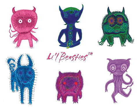 Special Edition Beasties