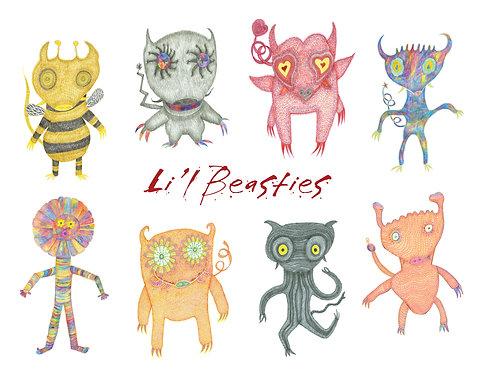 Li'l Beasties 3