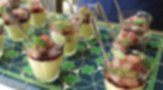 cooking class in Assisi Pear dessert.JPG