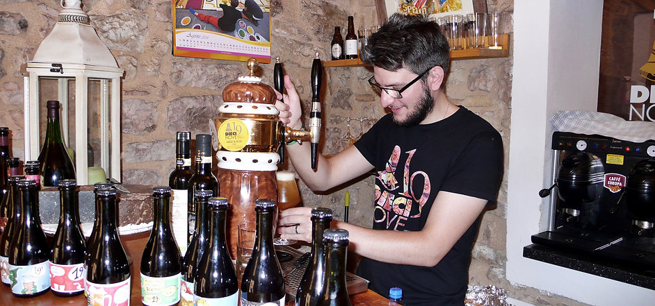 Craft Beer Tour Microbrewery Umbria Tusc