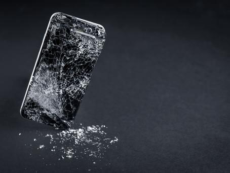 ガラス+液晶破損修理(重度破損)