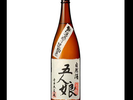 五人娘 純米酒 1800ml