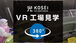 VR工場見学
