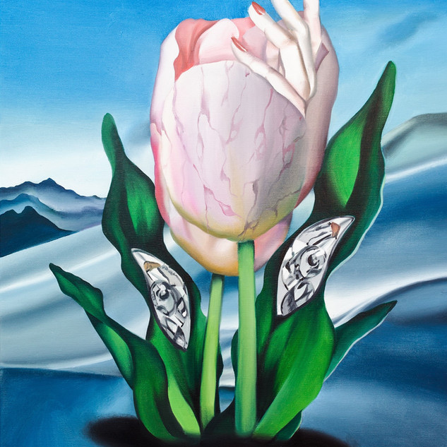 Botond Keresztesi - Banned Spring