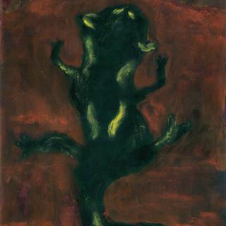 Ádám Ulbert - Untitled - little salamander portrait