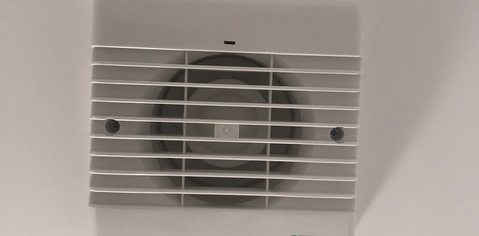 Replacement Extractor Fan