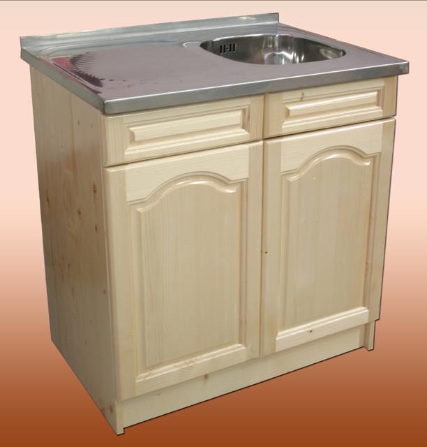 кухня долен модул с мивка
