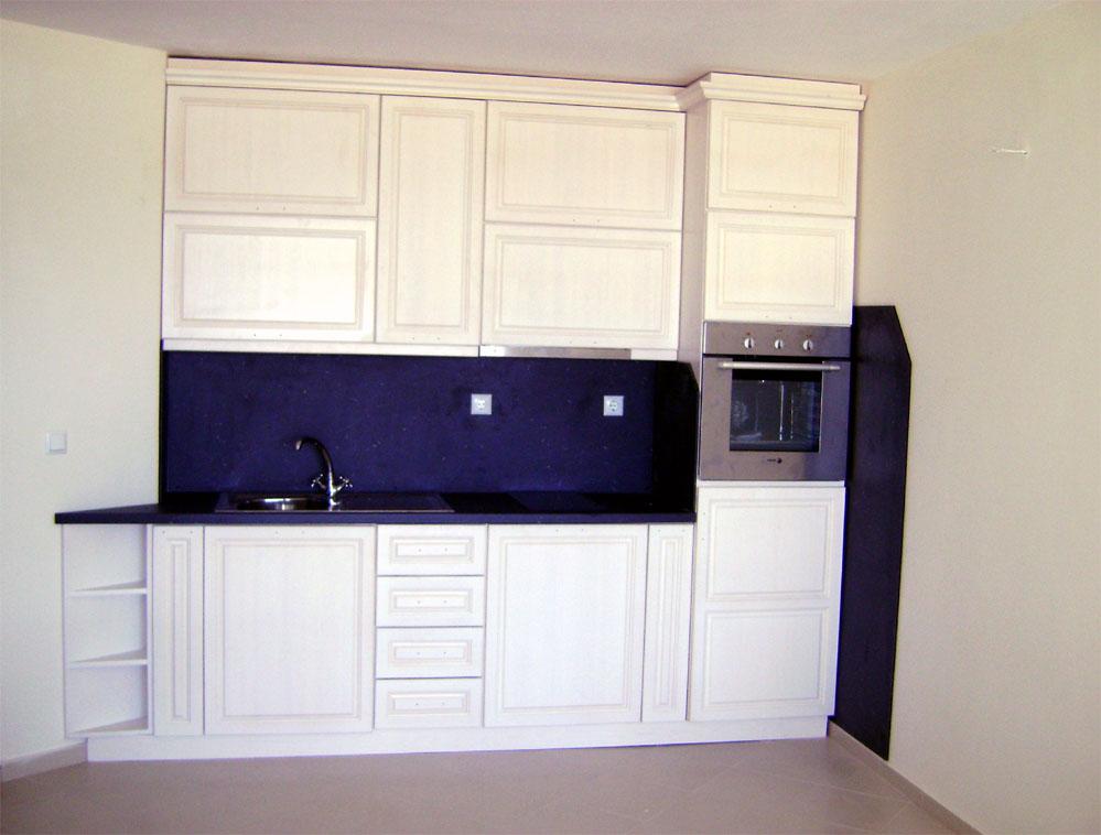 Бяла кухня- мини