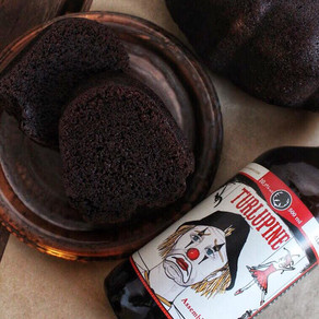 Gâteau au chocolat à la bière noire