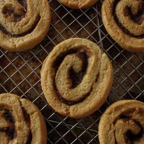 Biscuits tourbillon à la cannelle