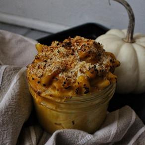 Mac & cheese à la citrouille