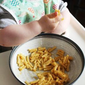 """Macaroni au """"fromage"""" pour petits (et leurs parents aussi!)"""
