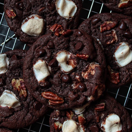 Biscuits Rocky Road