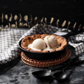 Biscuit chaud à partager