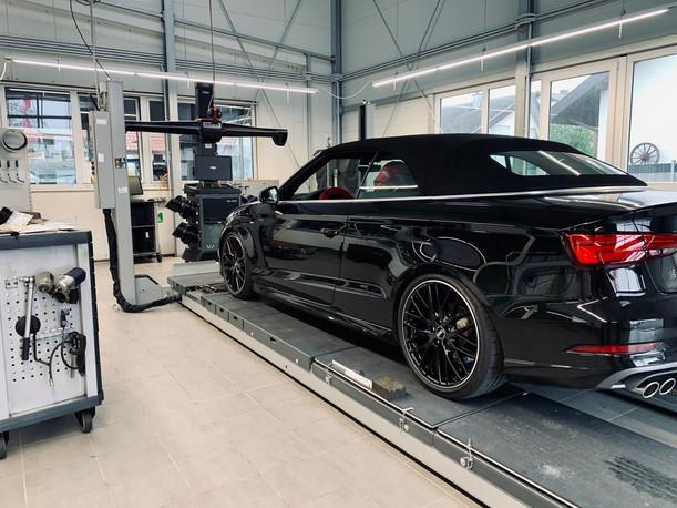 Audi A3 8V Cabrio