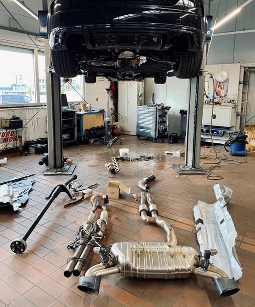 Audi TTRS 8S 600 PS Projekt