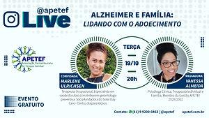 Alzheimer e Família: