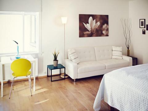 Rey Apartments in Reykjavik