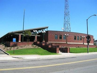 san dimas ca sheriff's station