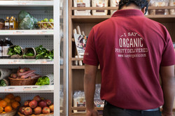 i say organic store