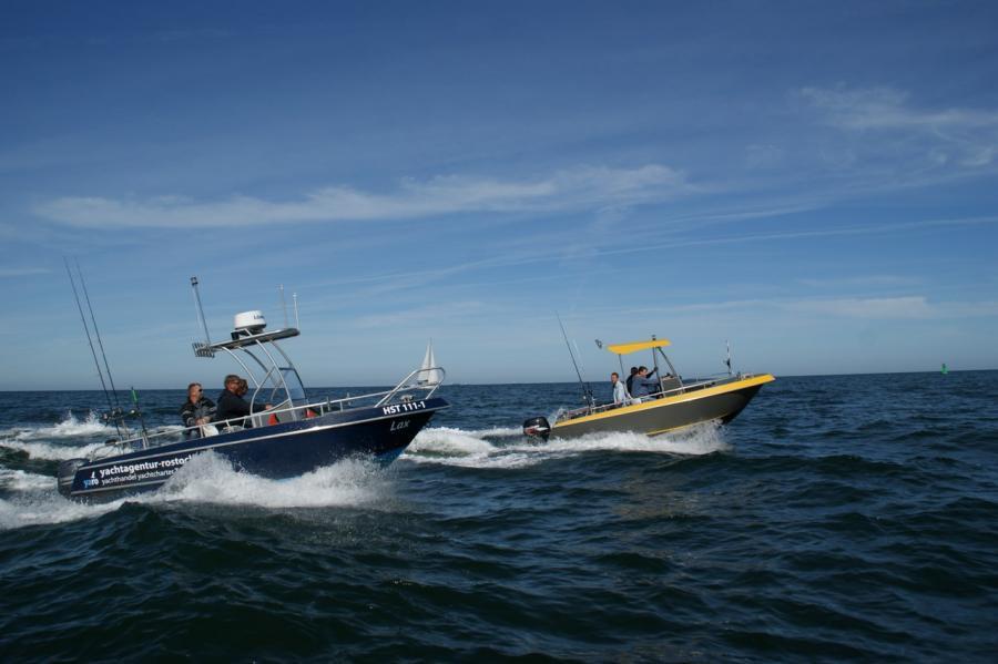 Lundi Boats – Angel-, Sport- und Freizeit-Boote aus Aluminium nach Maß mit dem angehängten Bild Lundi 185