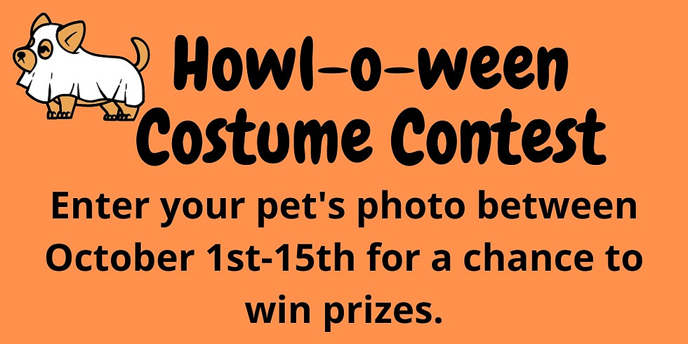 Howl-o-ween Costume Contest!