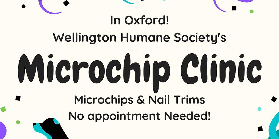 Microchip Clinic - Oxford