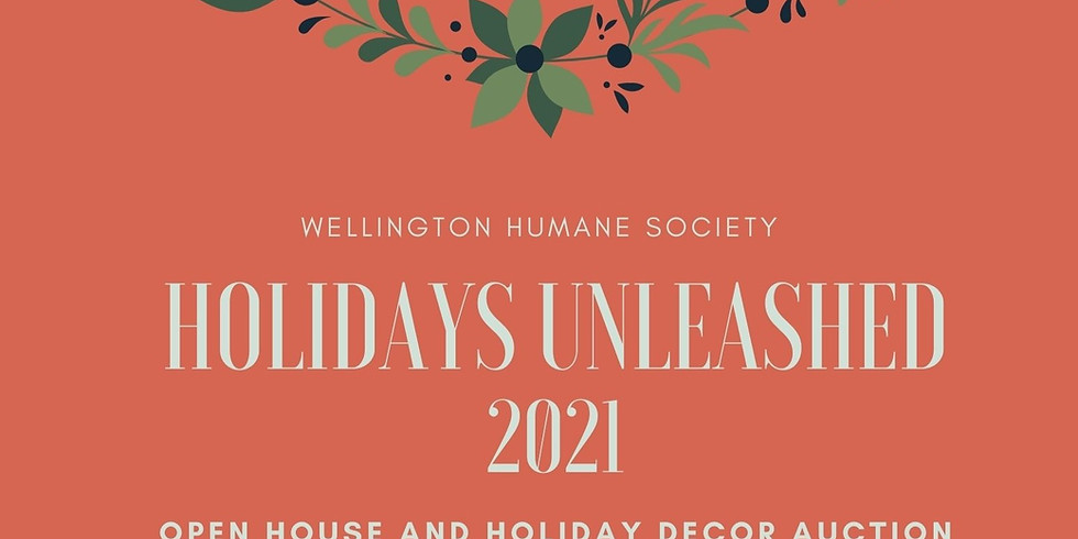 Holiday's Unleashed - Open House & Auction