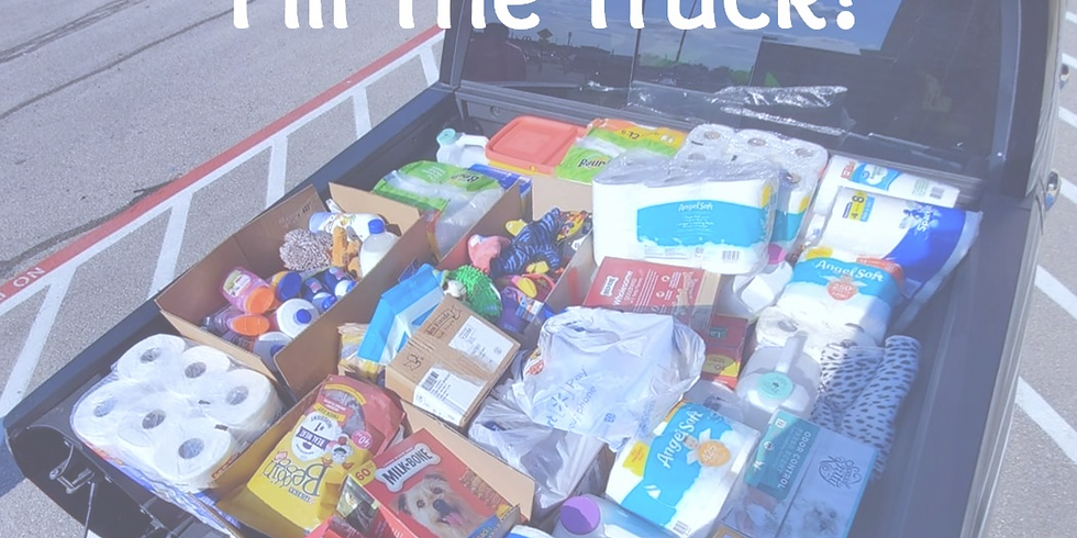 Fill the Truck Event