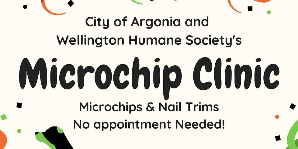 Microchip Clinic - Argonia