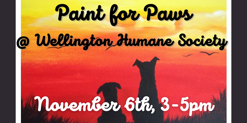 Paint for Paws!