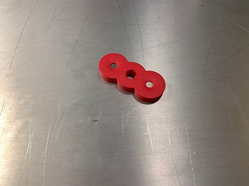 MAGNET MOUNT Adaptor RED COIN ONLY for BoomiX