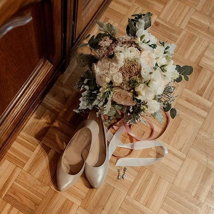 Bukiet ślubny Kasi 😍  #wedding #bride #
