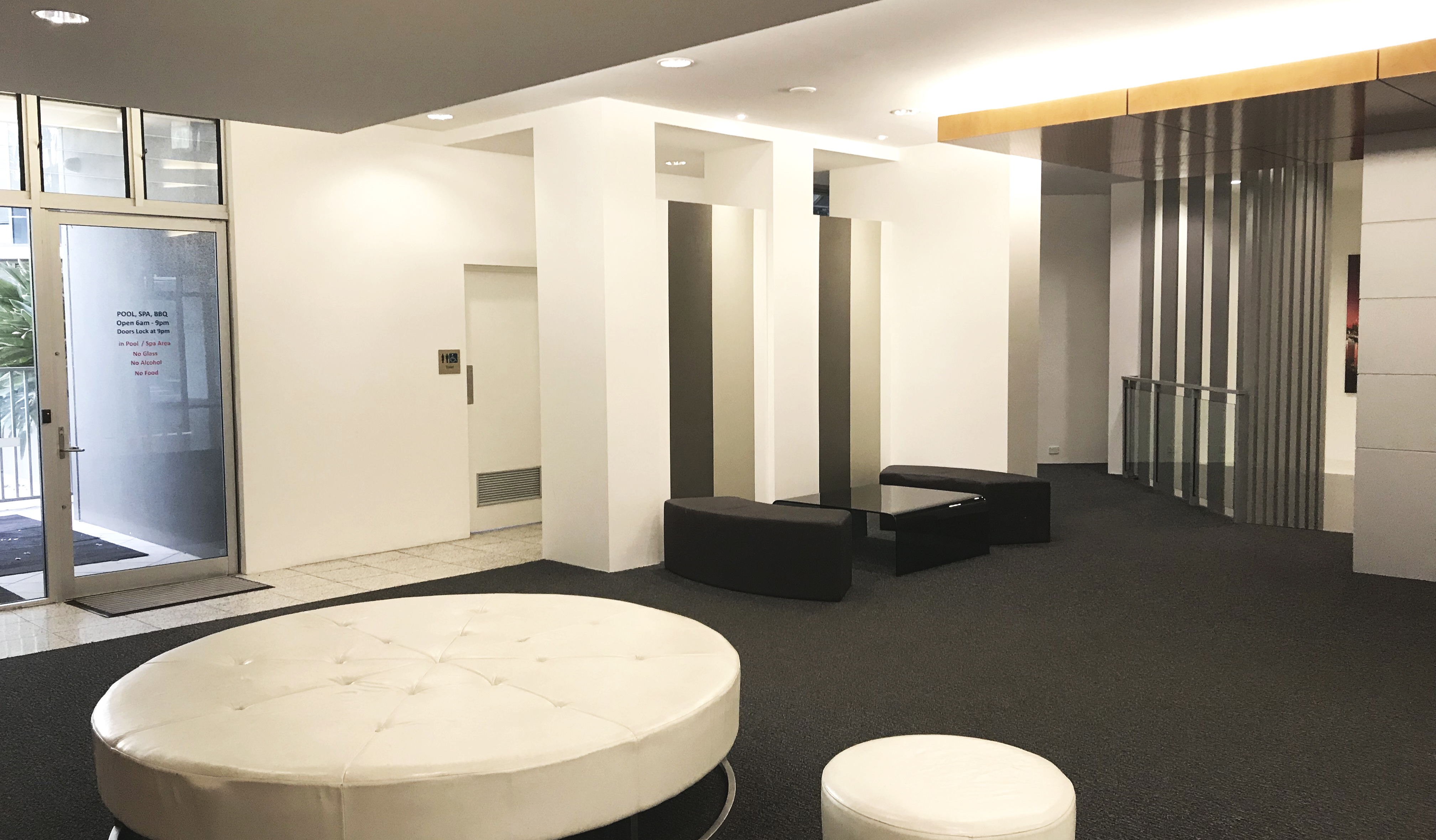 Allegro Apartment - Lobby