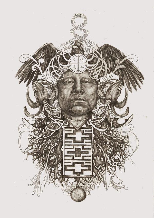 #mapuche #art #artymori