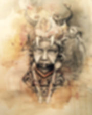 #enfantsauvage #art #illustration #mixed
