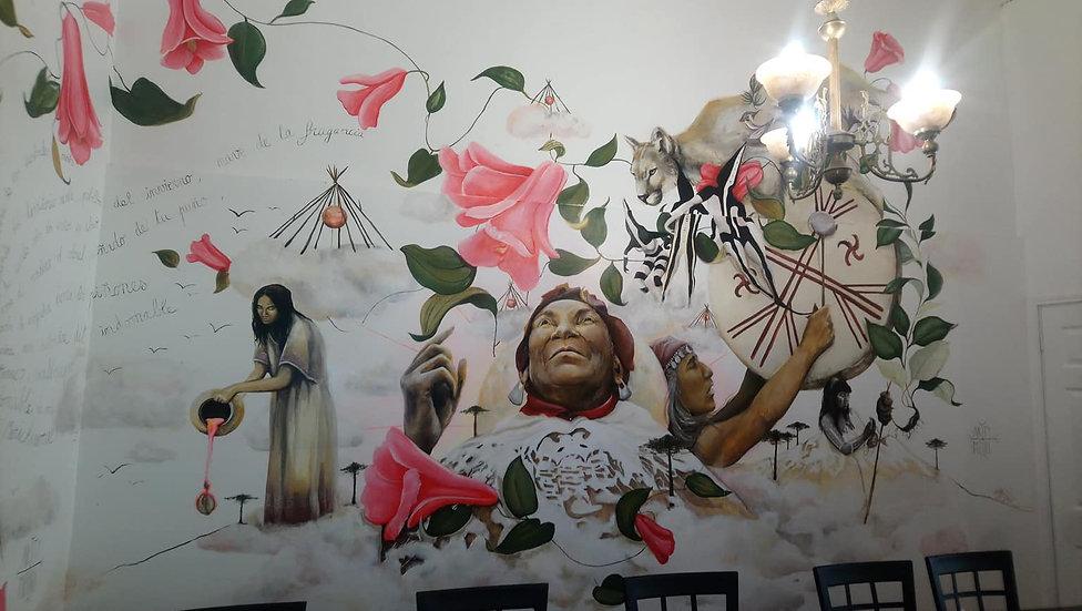 #mural #valparaiso #artymori #cafedelpin