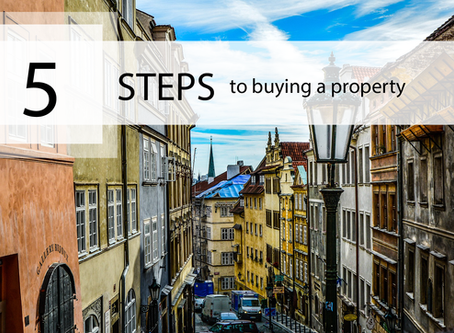5 steps to buy a property in Prague